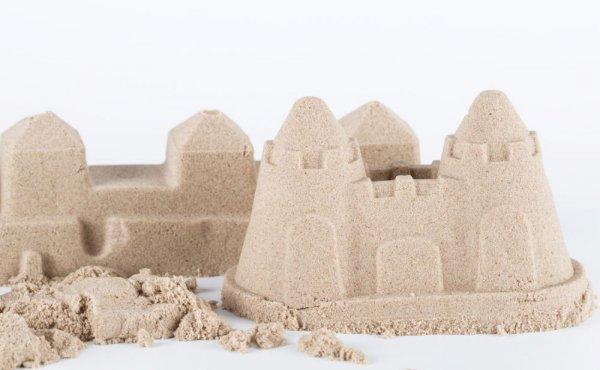Kinetický písek přírodní 3 kg