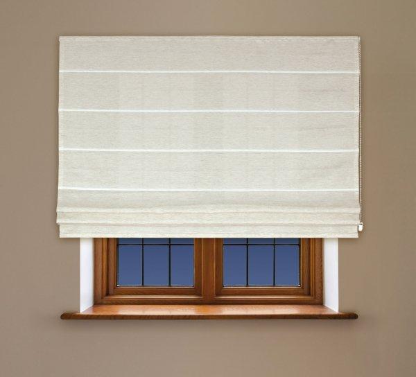Římská roleta  80/170 cm bílo-natural nr.13025