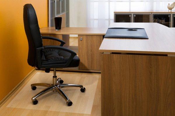 Ochranná podložka pod židli 140x100 cm- 0,5 mm