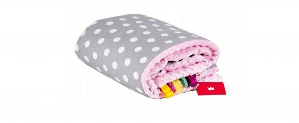 Dětská deka 100/75 cm vzor 15