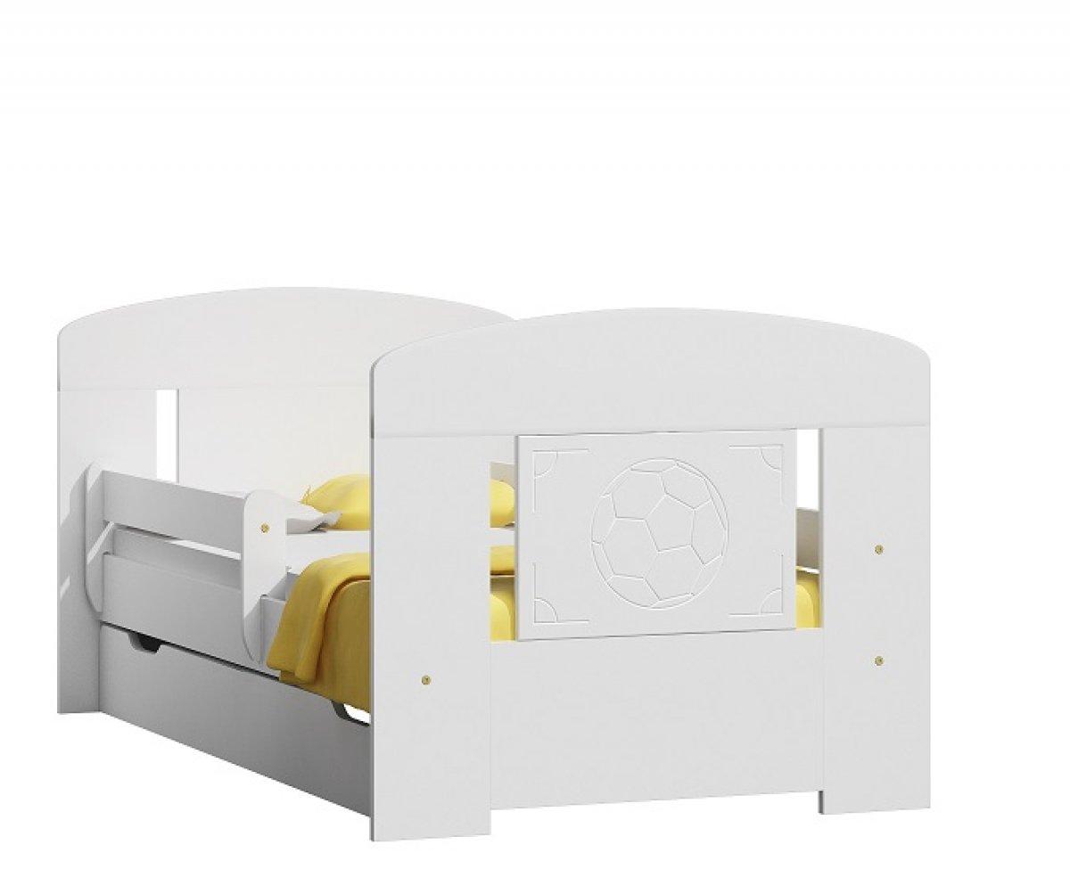 Postel Team N20S 160/80 cm + matrace + šuplík