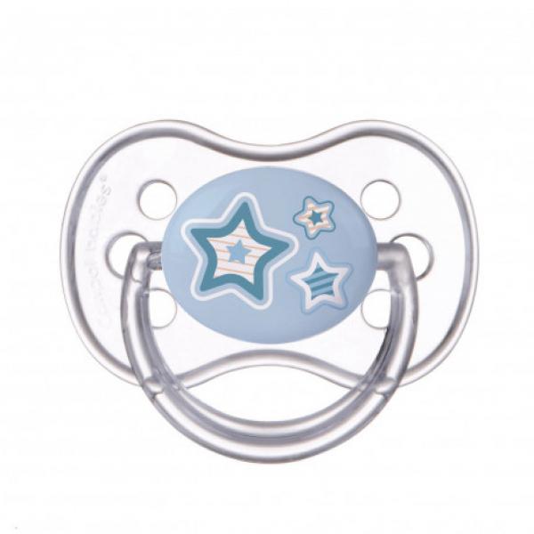 B - Canpol babies Dudlík kaučukový třešinka 6-18m NEWBORN BABY