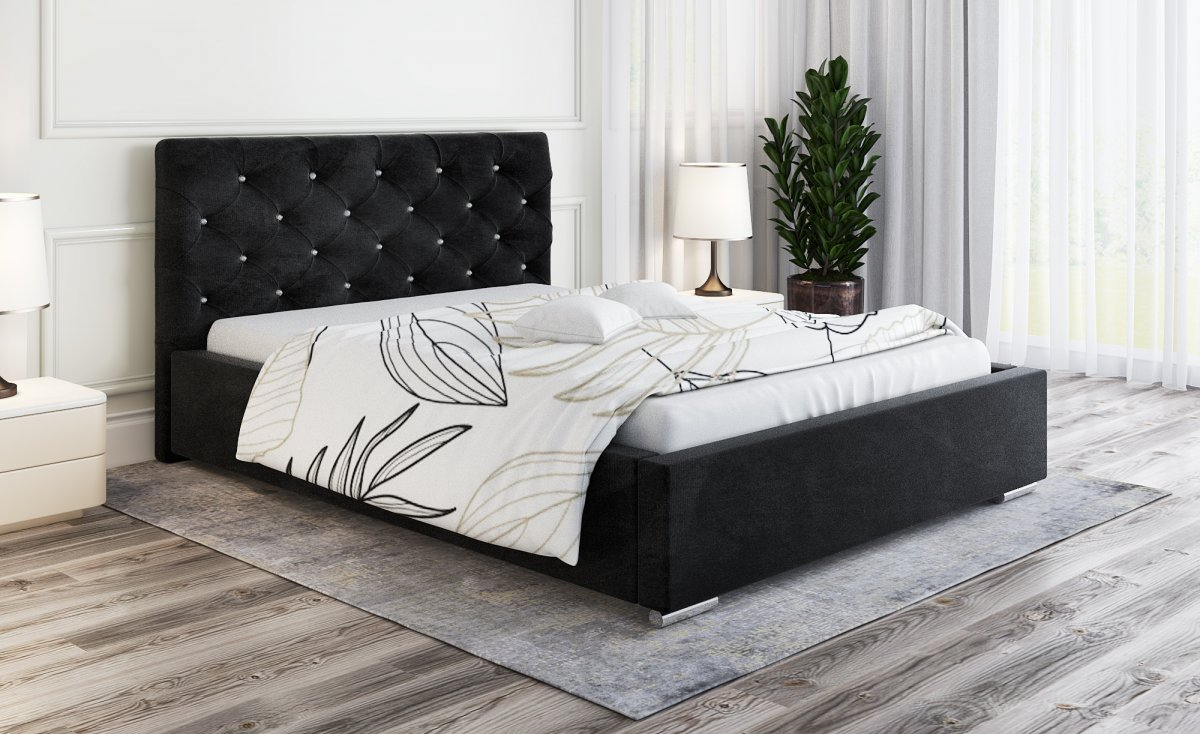 Čalouněná postel Verona 180/200 cm s úložným prostorem kronos