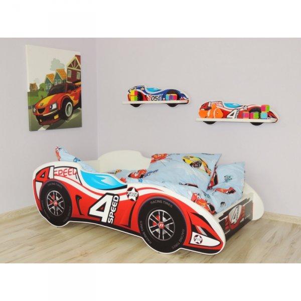 Dětská postel 160/80 cm 4 speed+matrace+dárek