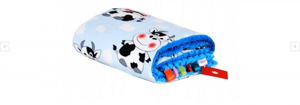Dětská deka 100/75 cm  vzor 4