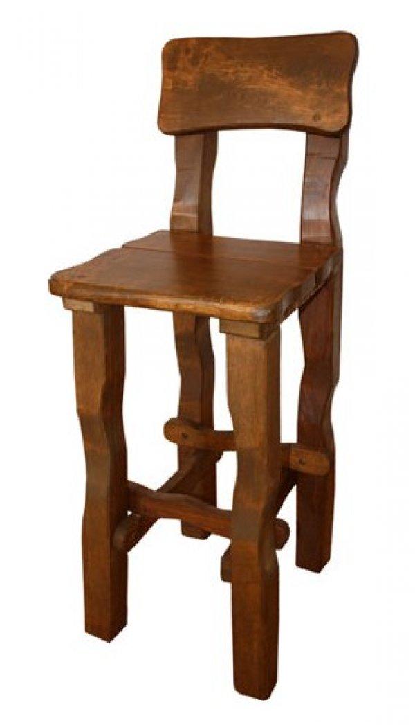 Barová židle masiv buk
