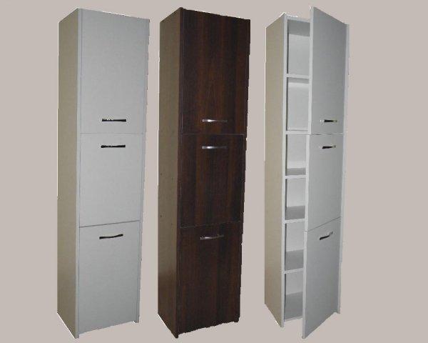 Koupelnová skříň - Aňa 3F 30 cm