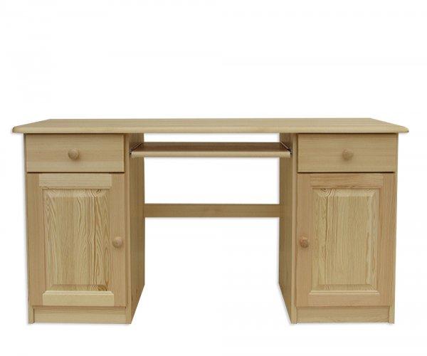 Psací stůl B-01 SD SD - masiv borovice