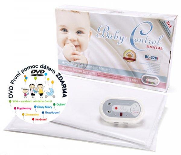 Monitor Baby control digital 220i pro dvojčata