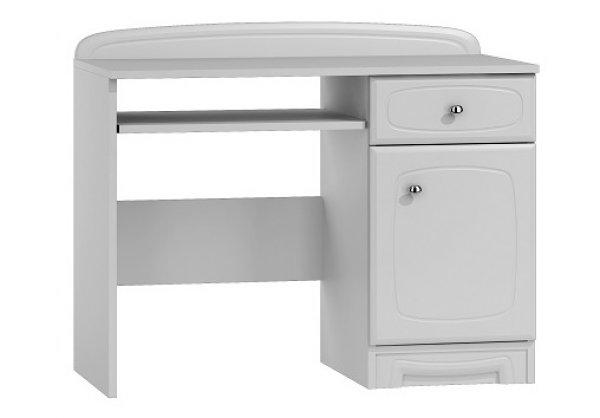 Psací stůl Bianko - bílá ST10