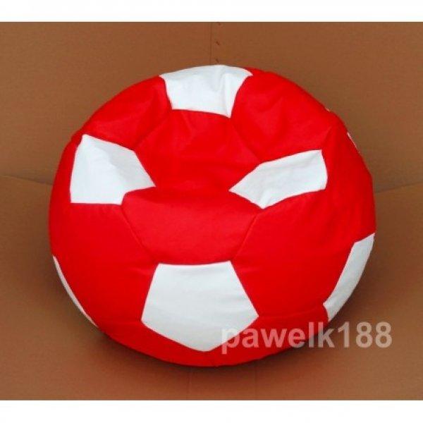 Sedací vak fotbalový míč 300L, 80 cm XL nr.11