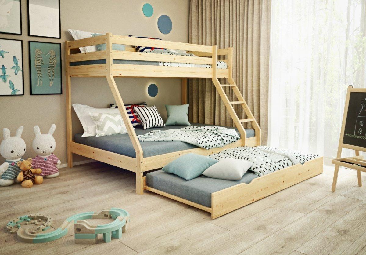 Patrová postel - Denis + rošty