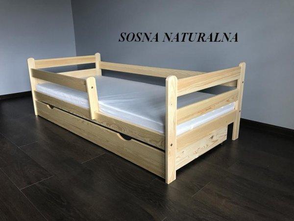 Dětská postel Jirka 180x80 cm + šuplík + matrace