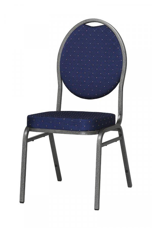 Cateringová/banketová židle Henry modrá