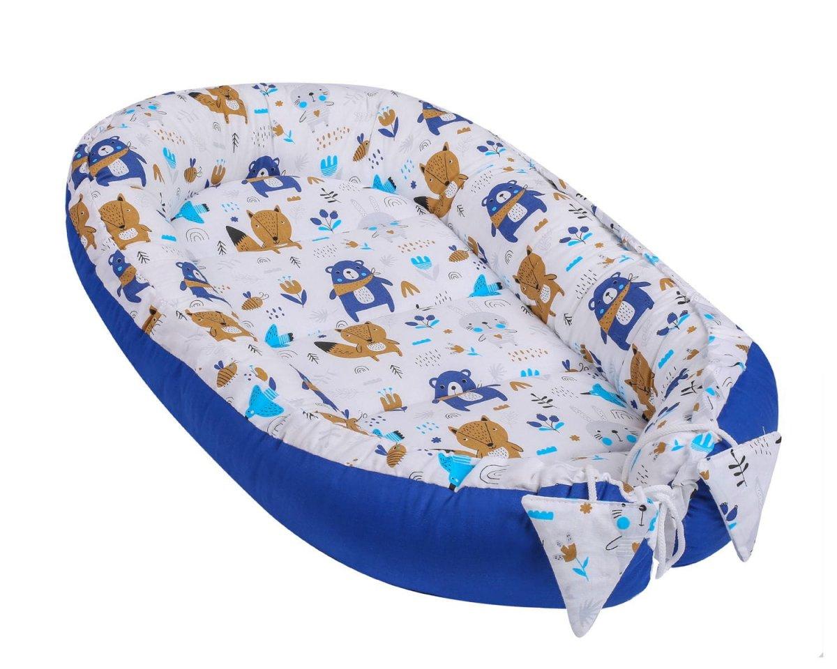 Hnízdo pro miminko bavlna vzor 5