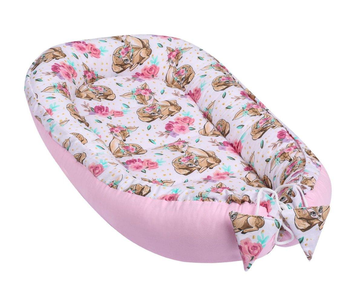 Hnízdo pro miminko bavlna vzor 8