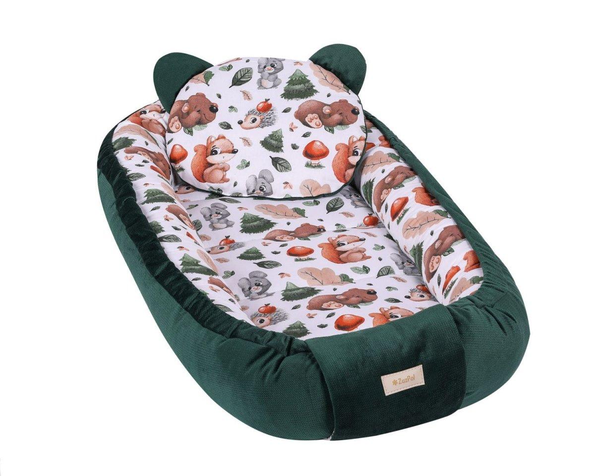 Hnízdo pro miminko vzor 8
