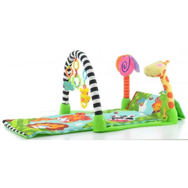 Hrací deka žirafka