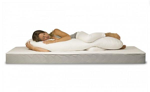 Relaxační poduška mezi nohy 160 cm