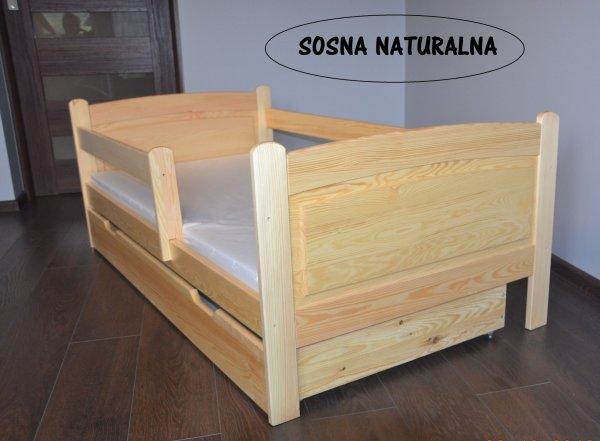 Dětská postel 180x80 cm Jan + šuplík + matrace