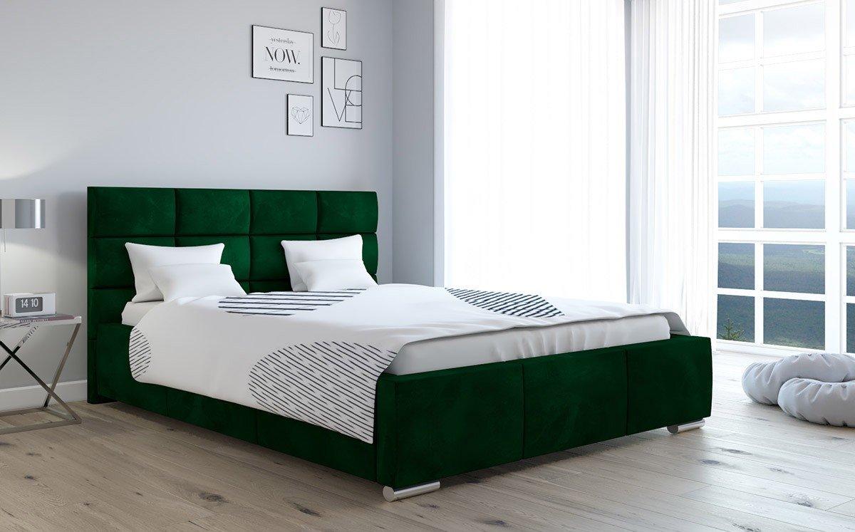 Čalouněná postel Rimini 180/200 cm s úložným prostorem kronos