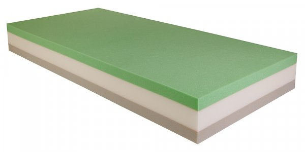 Matrace Molmat LEXYS 140/200 cm s potahem