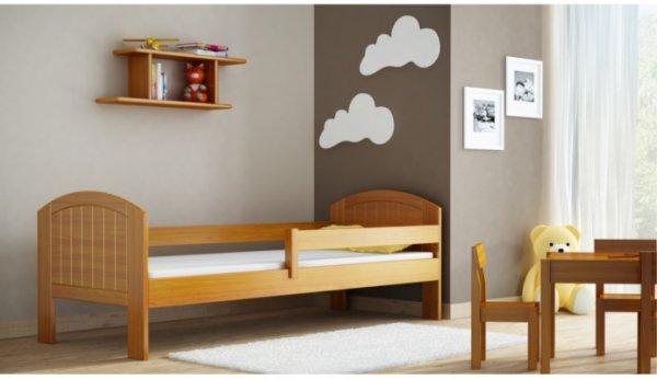 Dětská postel Aleš olše 180x80 cm +matrace