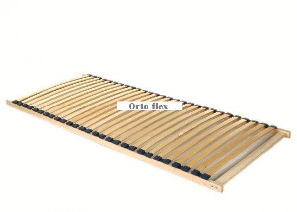 Laťkový rošt s textilií 180/200 cm