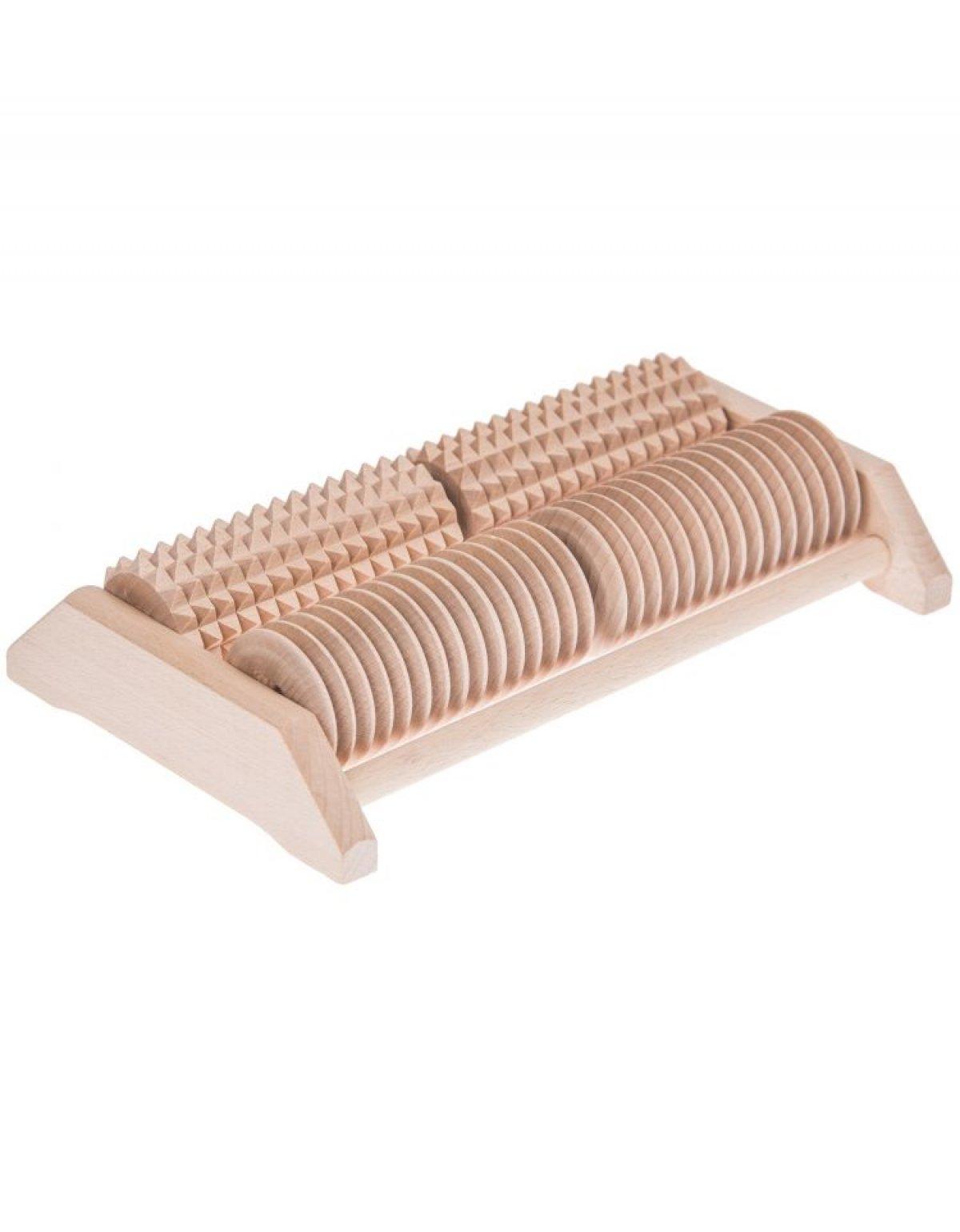 Dřevěný masážní strojek RM01