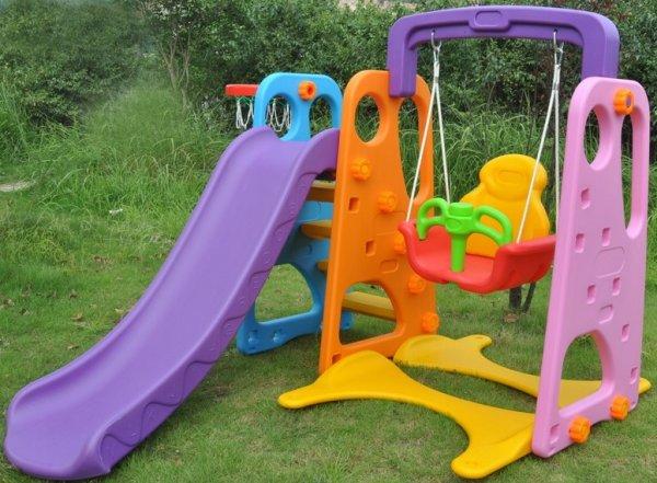 Dětské hrací centrum - hřistě