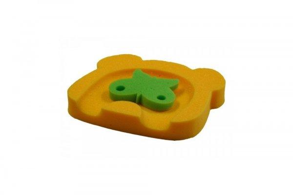 Sedátko do vany, vaničky - žluté