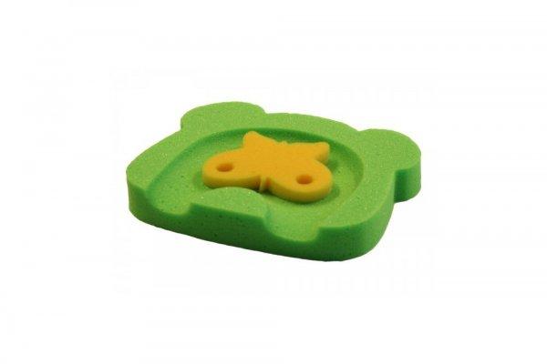 Sedátko do vany, vaničky - zelené