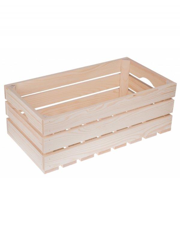 Box dřevěný 50/27/18 cm