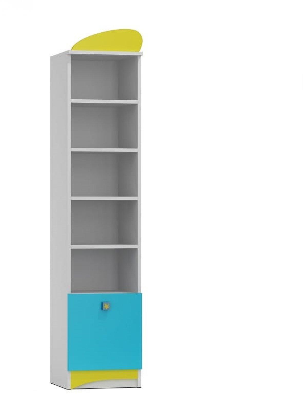 Regál N4 - Space