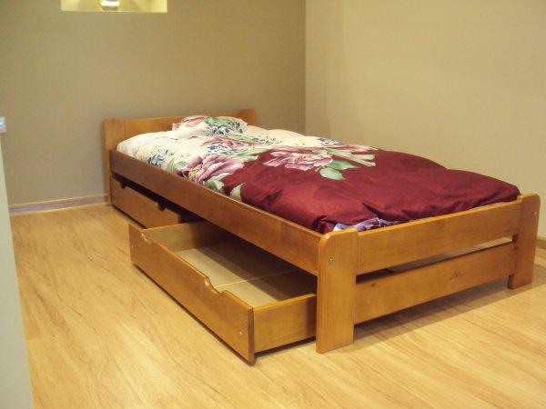 Šuplík pod postel 98 cm olše