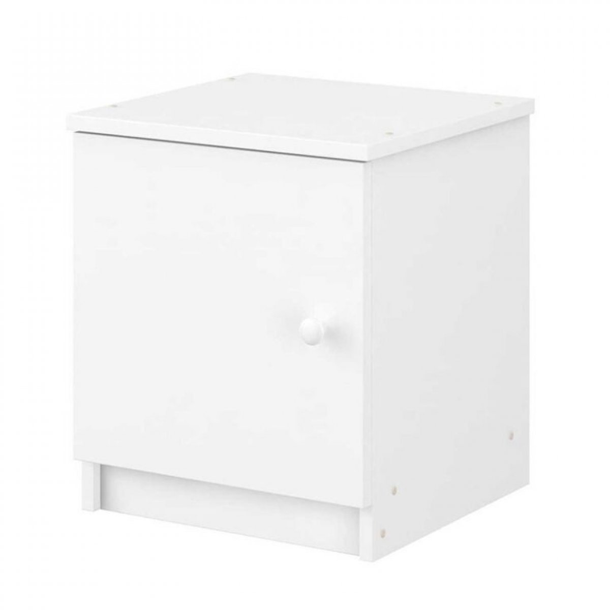 Noční stolek Janek bílá