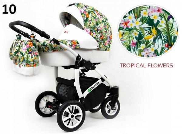 Kočárek Tropical