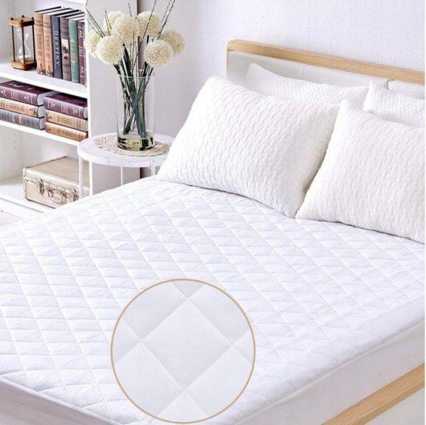 Chránič matrace PVC 180x200 cm - prošívaný
