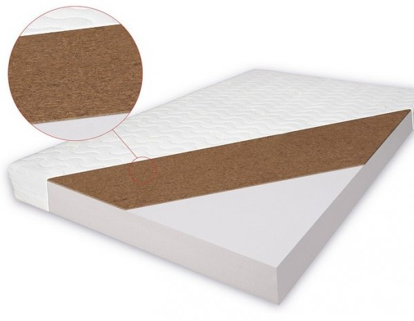Pěnová matrace s kokosem Vigo 80x200 cm