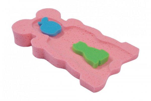 Lehátko do vany maxi - růžové