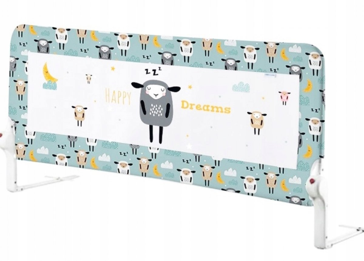 Zábrana na postel -ovečka