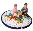 Hracia deka - vak na hračky 130 cm - 16 vzorů