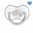 Canpol babies Dudlík 18m+ silikonový třešinka NEWBORN BABY