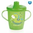 Canpol babies Nevylévací hrníček TOYS 250 ml zelený