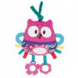 Canpol babies Plyšová edukační zavazovací hračka Forest Friends