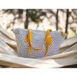 Canpol babies Přebalovací taška na kočárek pro maminky žlutá