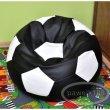 Sedací vak fotbalový míč 450L, 100 cm XXL nr.08