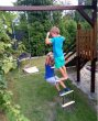 Rebrík lanový - 200 cm