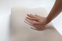Zdravotní polštář - paměťová pěna