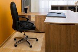 Zvětšit Ochranná podložka pod židli 140/100 cm - 0,8 mm